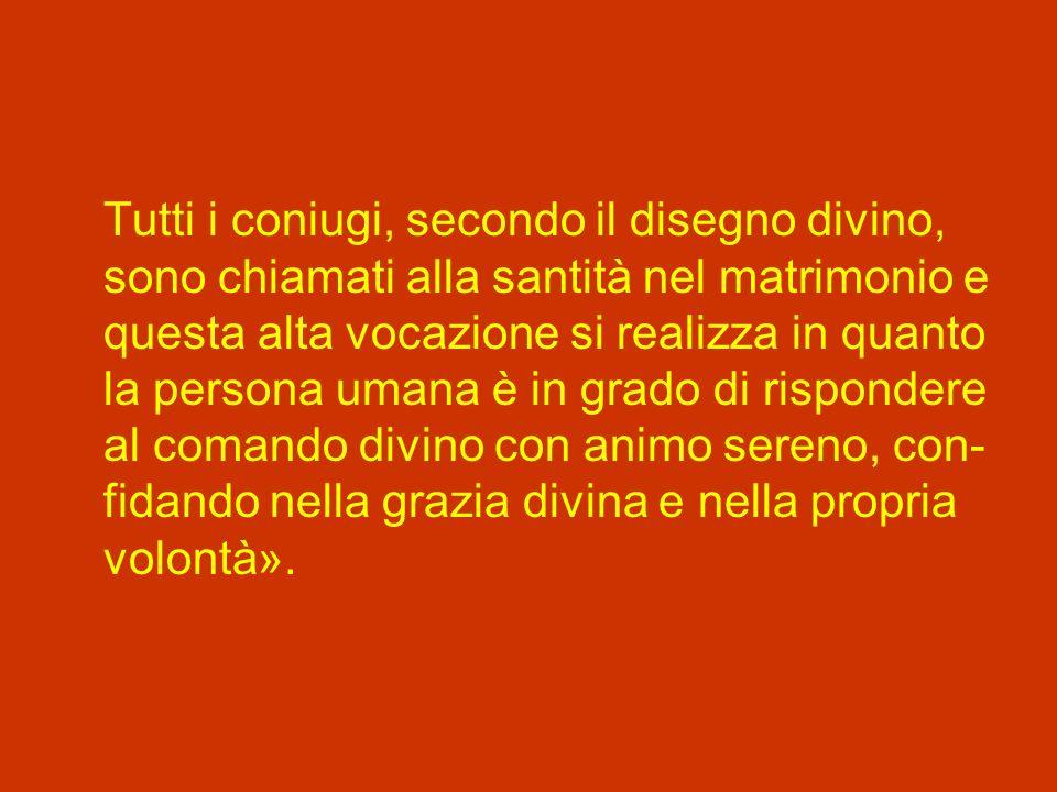 Per approfondire tali passi biblici, consiglio: 1.OGNIBENI B., Il matrimonio alla luce del Nuovo Testamento, Lateran university Press, Roma 2007.