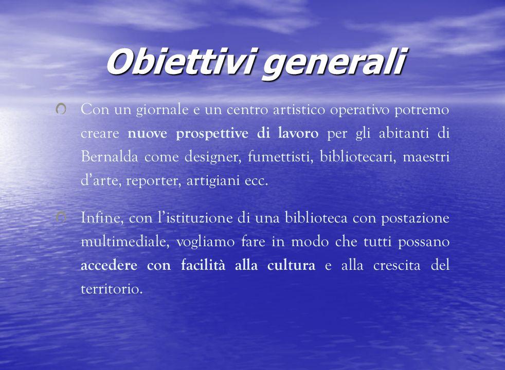 Obiettivi specifici Favorire lo sviluppo della cultura dellanti-mafia; Se la mafia, come tutti sappiamo, trae profitti da attività che vanno contro lecologia (es.