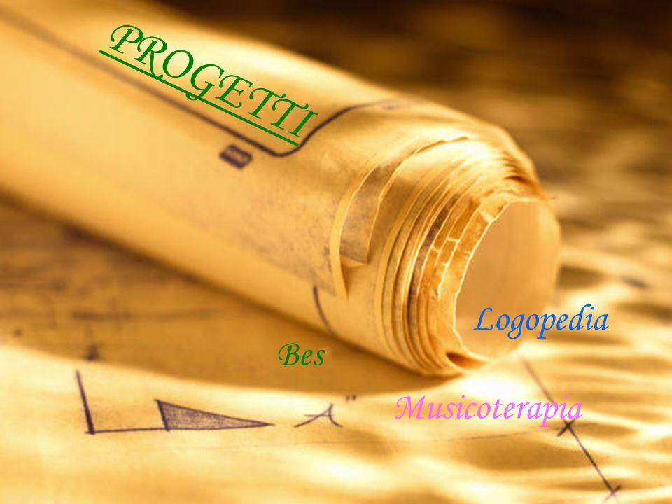 Musicoterapia Logopedia Bes PROGETTI
