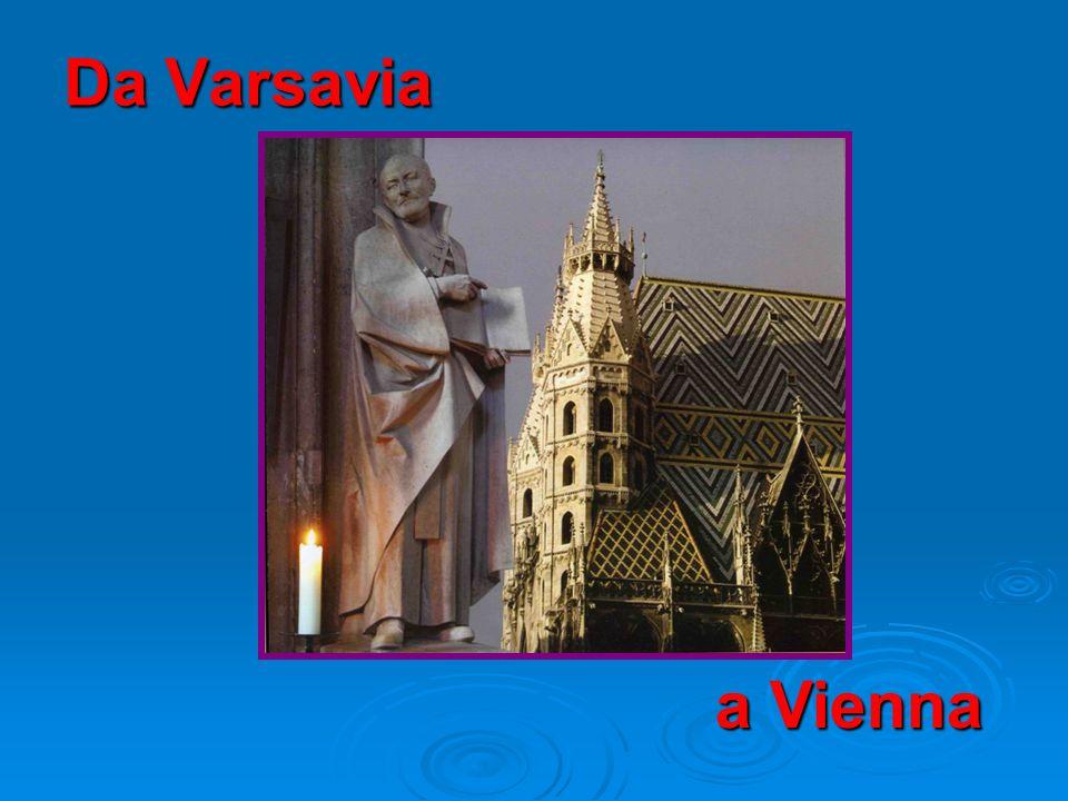 Da Varsavia a Vienna
