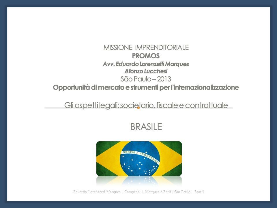 Eduardo Lorenzetti Marques   Campedelli, Marques e Zarif   São Paulo – Brazil