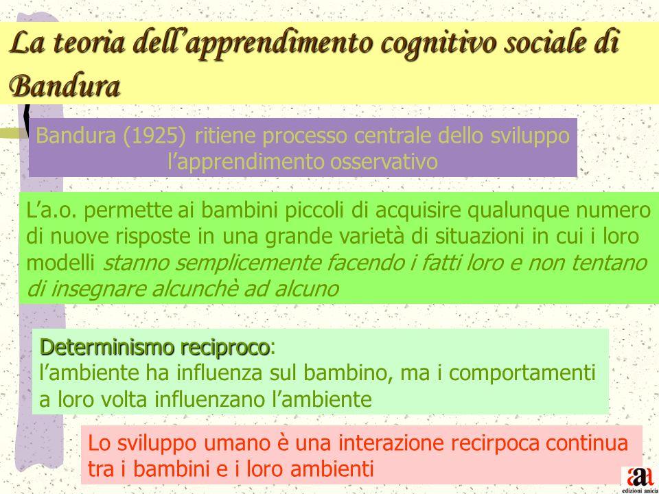 La teoria dellapprendimento operante di Skinner (comportamentismo radicale) Skinner (1904-1990) afferma che la maggioranza delle abitudini acquisite d