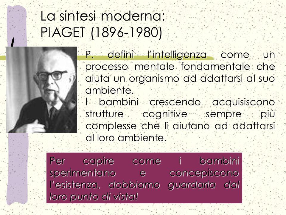 La formazione delle principali scuole (inizi 900): PSICANALISI Freud: comportamento determinato da forze psichiche consapevoli ed inconsce. Cambiament
