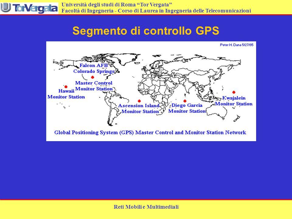Università degli studi di Roma Tor Vergata Facoltà di Ingegneria - Corso di Laurea in Ingegneria delle Telecomunicazioni Reti Mobili e Multimediali Se