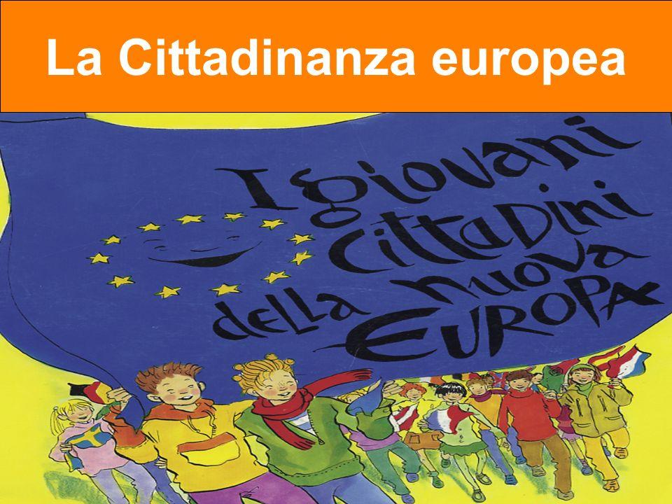 Dalla guerra alla pace Per secoli l Europa è stata teatro di conflitti.