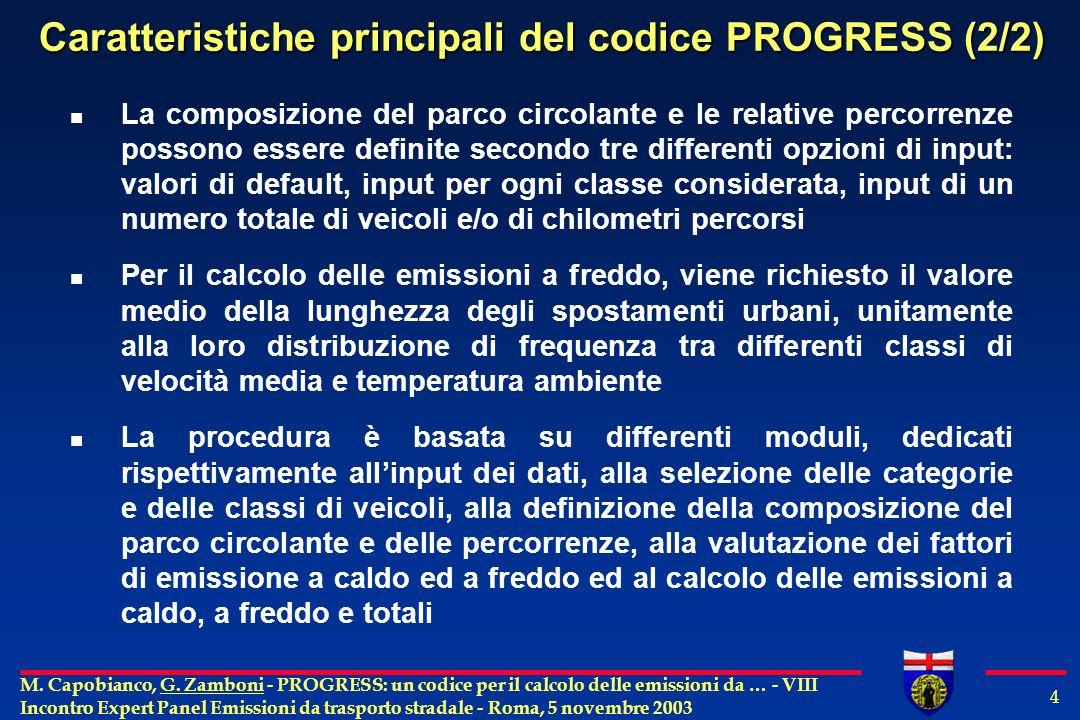 M.Capobianco, G.