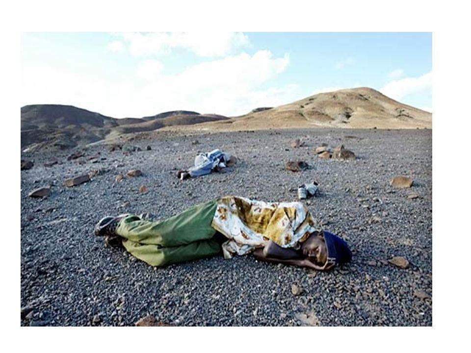 Per chi viaggia da sud il Sahara è un pericoloso passaggio obbligato per arrivare al mare.