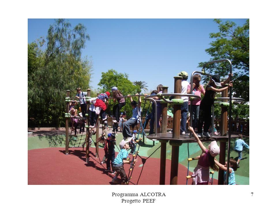 Programma ALCOTRA Progetto PEEF 7