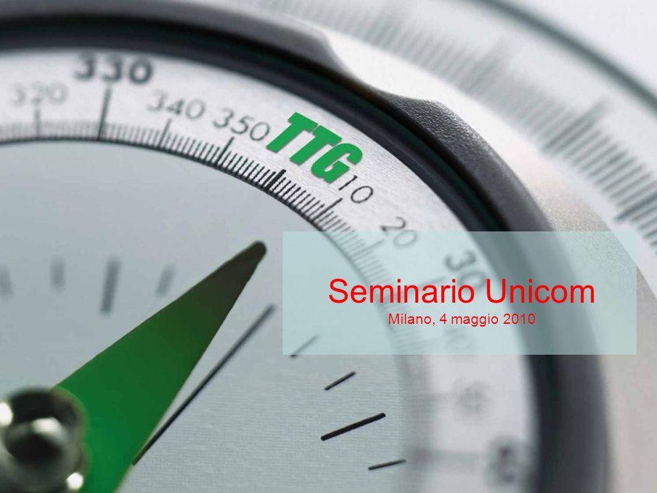Seminario Unicom Milano, 4 maggio 2010