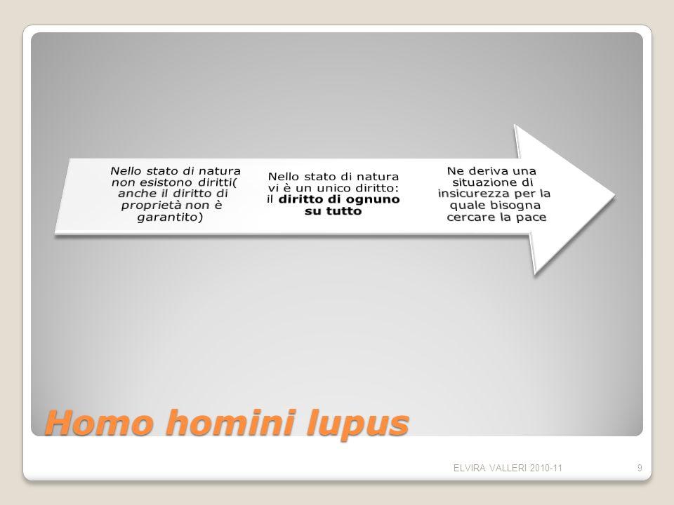 Homo homini lupus ELVIRA VALLERI 2010-119