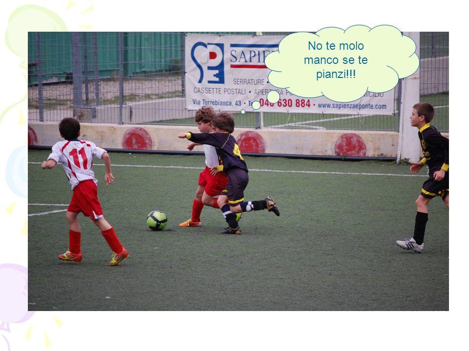 2° tempo: Trieste Calcio 7 Esperia Anthares B 0 Ciò muli, che bastonada!