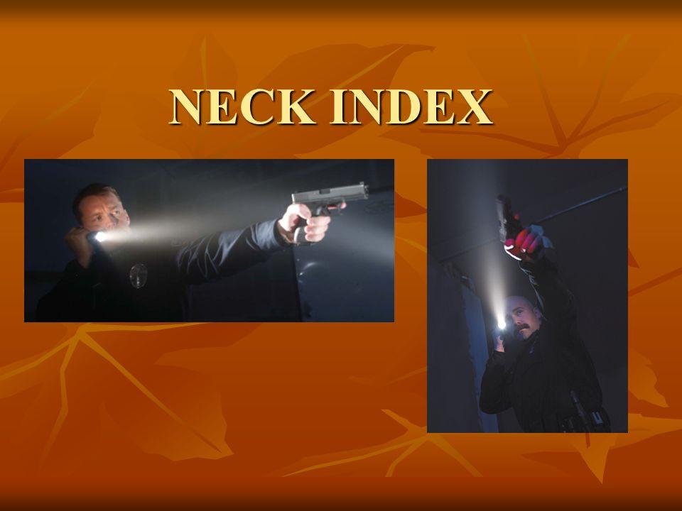 NECK INDEX