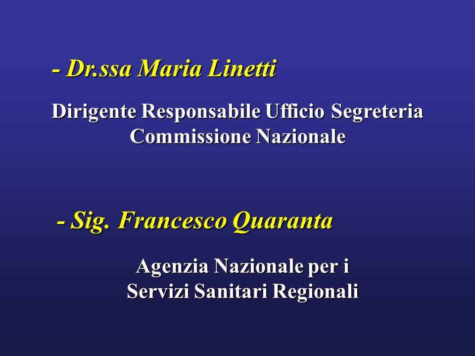 TIPOLOGIA DELLA RICHIESTA DI ACCREDITAMENTO (FAD - RES - FSC) DEI PROVIDER ACCREDITATI (n.