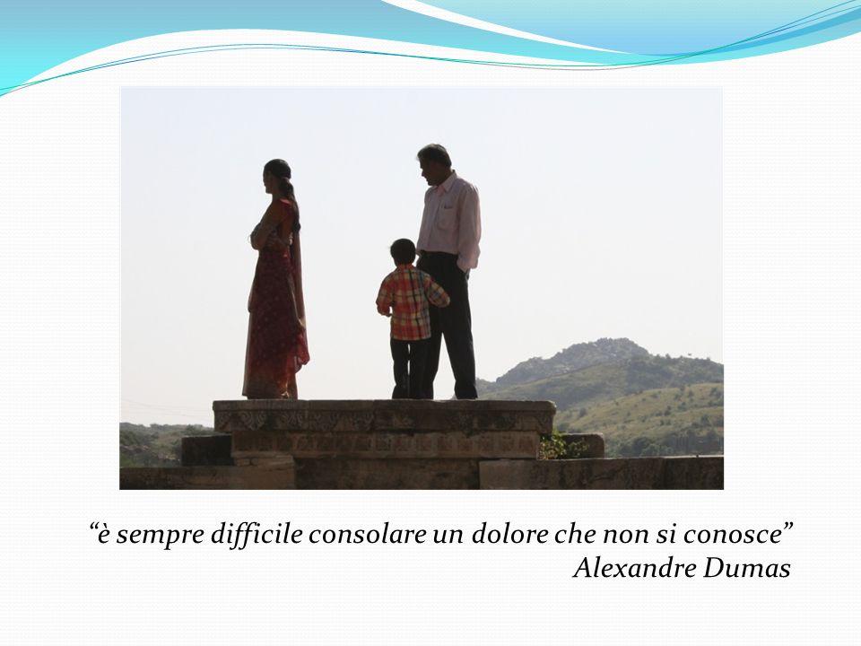 è sempre difficile consolare un dolore che non si conosce Alexandre Dumas