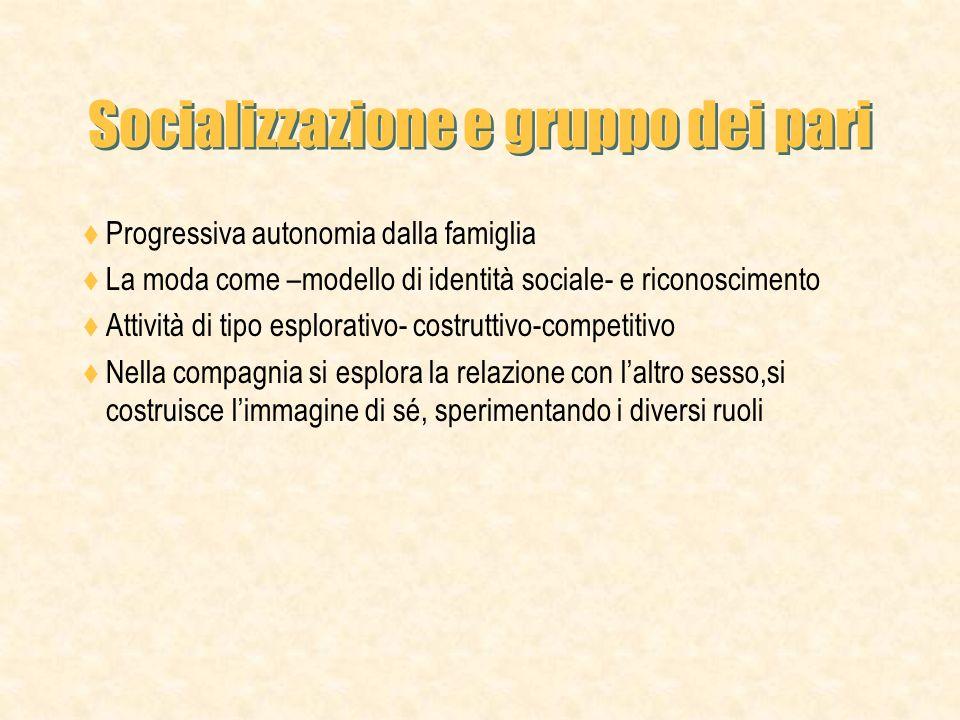 LA CULTURA GIOVANILE TIPO DI SUBCULTURA ARCIPELAGO GIOVANILE CONDIZIONE DELLA GIOVENTU IN UN QUADRO SOCIALE MOVIMENTI SOCIALI DI PROTESTA