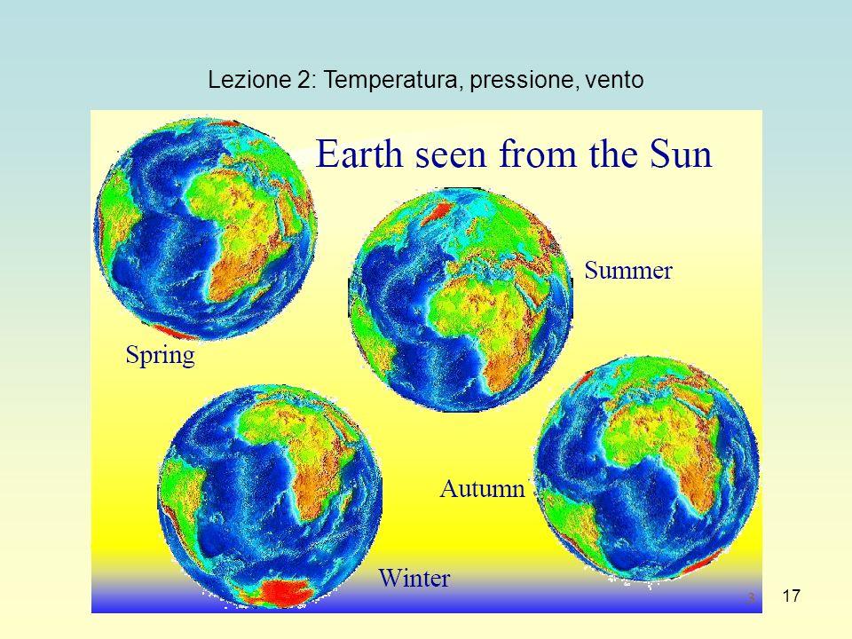 17 Lezione 2: Temperatura, pressione, vento