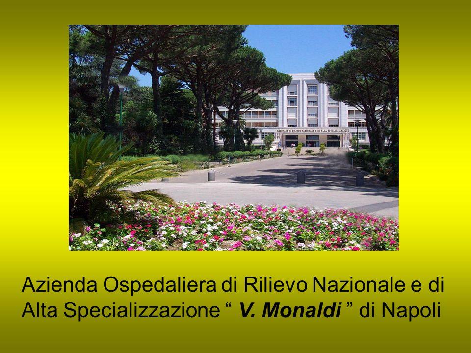 Azienda Ospedaliera di Rilievo Nazionale e di Alta Specializzazione V. Monaldi di Napoli