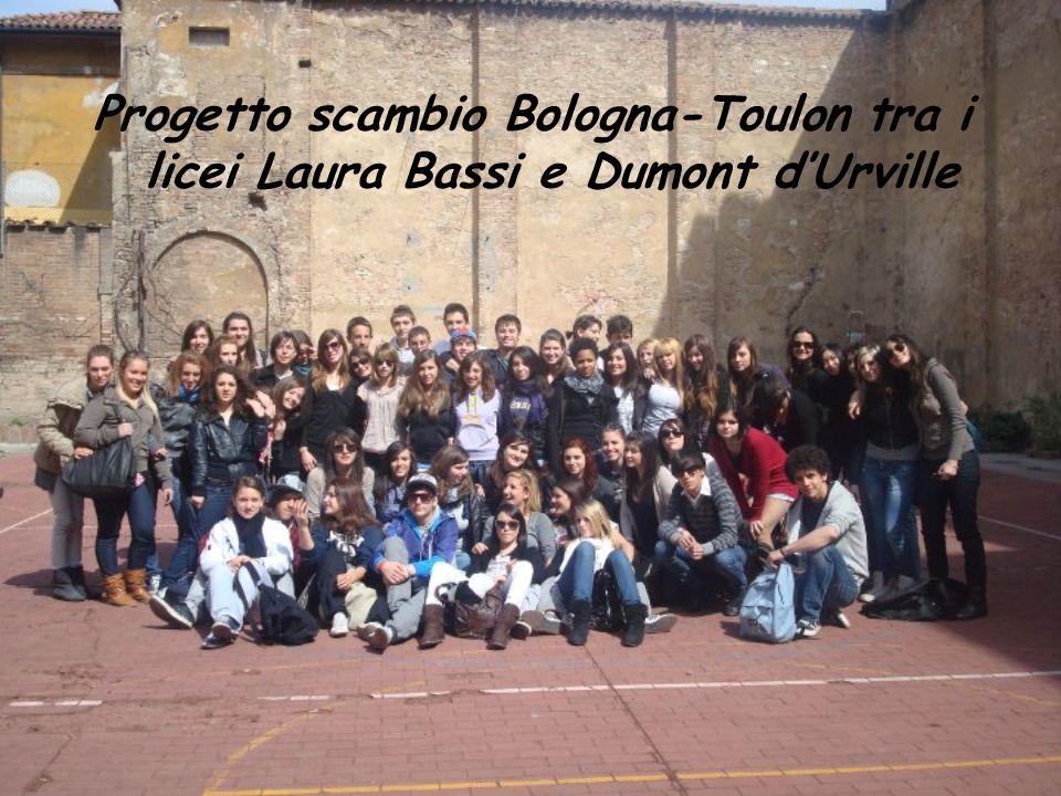 Progetto scambio Bologna-Toulon tra i licei Laura Bassi e Dumont dUrville