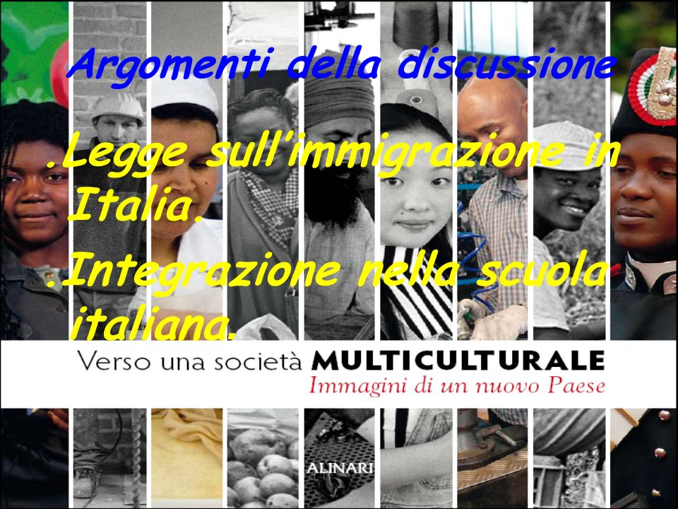 Il concetto di famiglia italiana spesso non corrisponde a quello di altre popolazioni,per questo motivo é bene che la scuola conosca la situazione familiare dellalunno straniero.