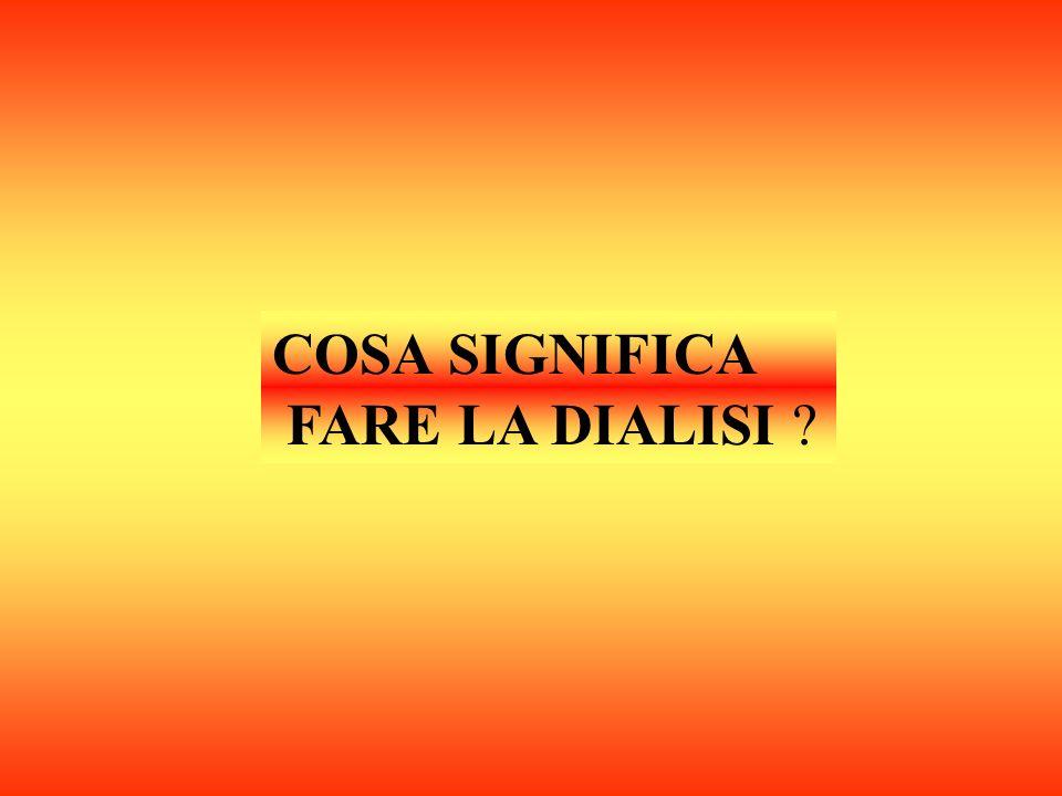 Trapianto di RENE – Anni 1992/2005 Inclusi i trapianti combinati FONTE DATI: Dati Definitivi Reports CIR Centro Nazionale Trapianti