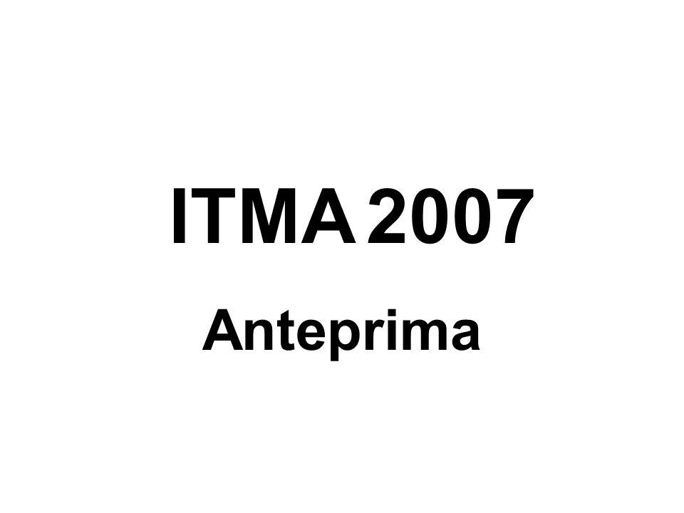 ITMA 2007 Anteprima