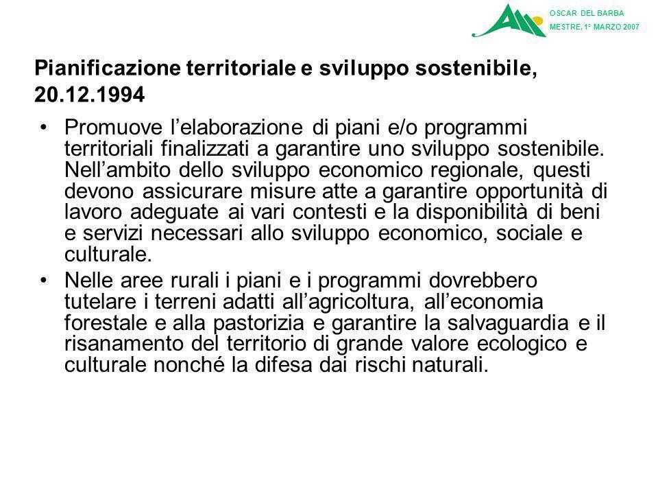 ACHDFFLIMCSLOEU Agricoltura di montagna firma 31.10.0016.10.9820.12.94 16.10.9820.12.94 ratifica 14.08.02 12.07.02 15.05.05 18.04.02 28.01.04 deposito