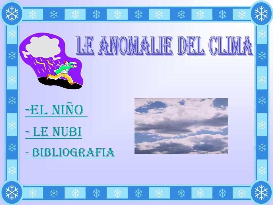 -EL NIÑO - Le nubi - bibliografia