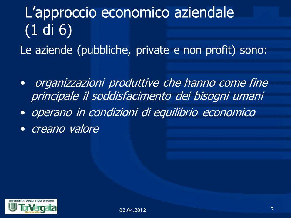 Il fenomeno non profit 18 02.04.2012 Negli ultimi anni si è assistito ad una notevole crescita del numero di organizzazioni del settore non profit.