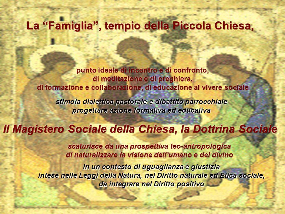 Giovanni Paolo II nel 20° Familiaris Consortio Credere nella famiglia è costruire il futuro Perché credere nella famiglia.
