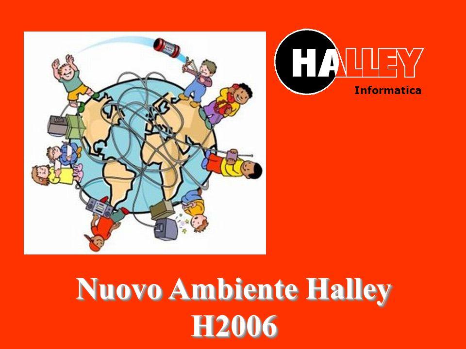Informatica Nuovo Ambiente Halley H2006 H2006