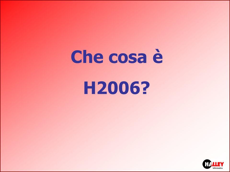 Che cosa è H2006?