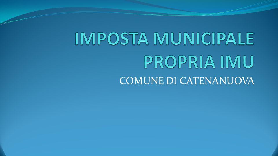 COMUNE DI CATENANUOVA