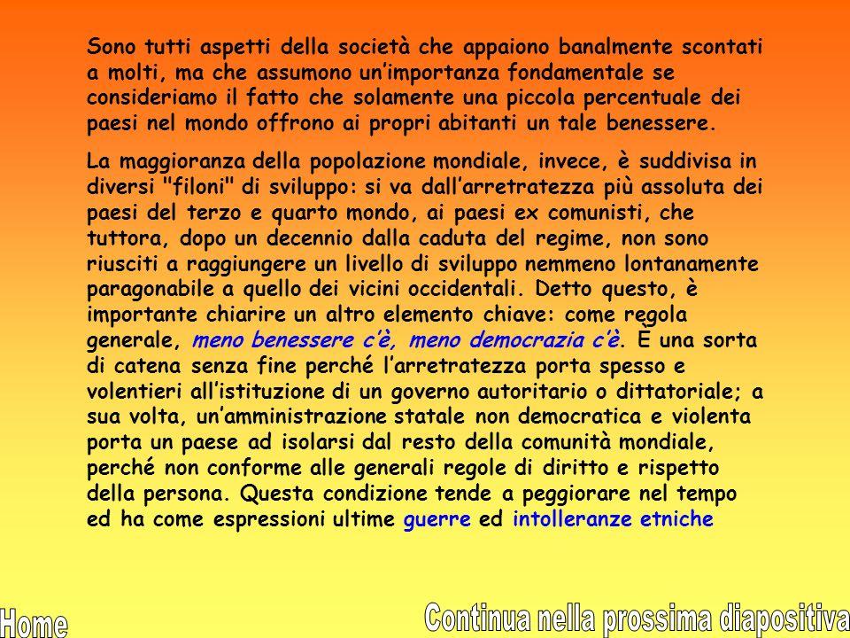 Il problema dellimmigrazione incontrollata è uno dei più attuali per la società italiana, ma anche uno dei più gravosi e difficili da superare, forse