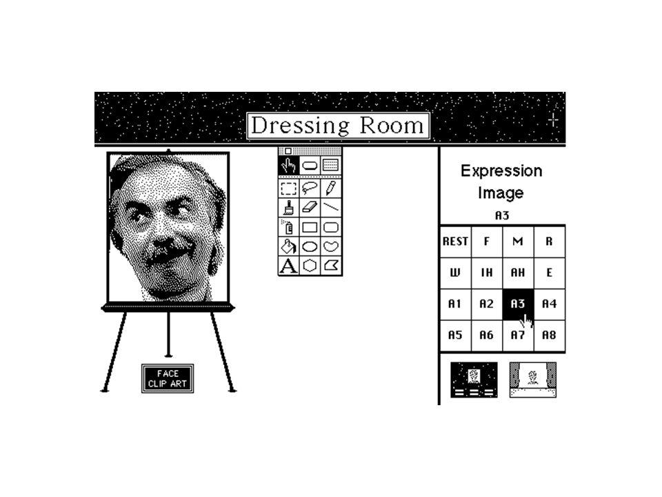 Un precursore: Talking Tiles (1988)
