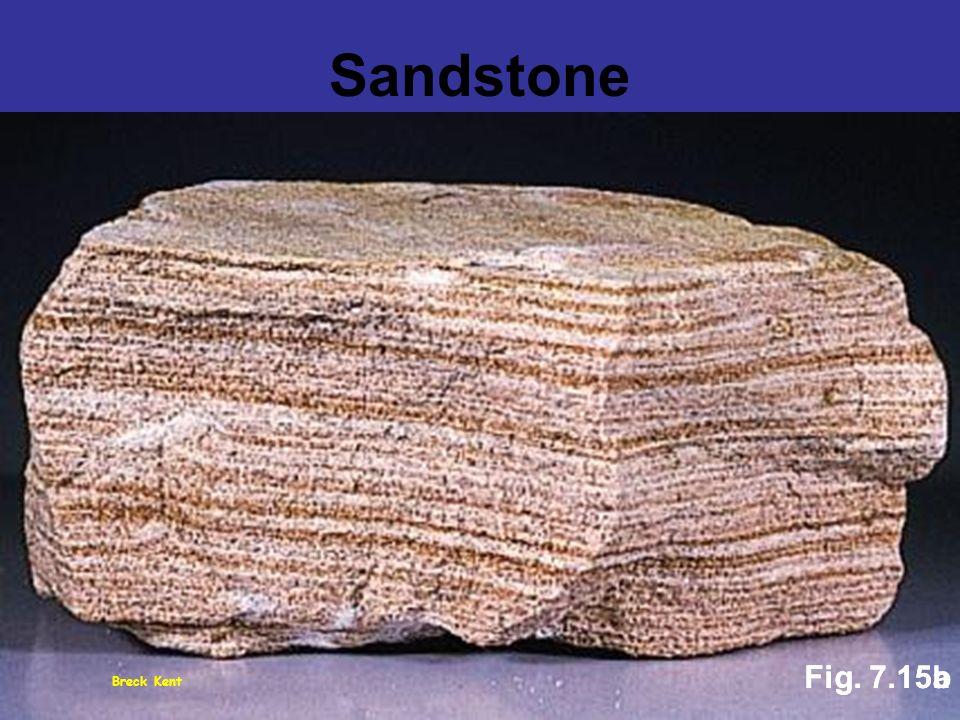 Fig. 7.15bFig. 7.15a Sandstone Breck Kent