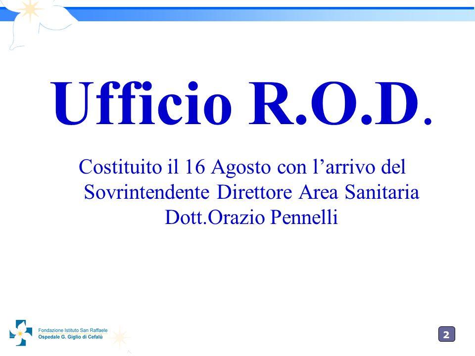 2 Ufficio R.O.D.