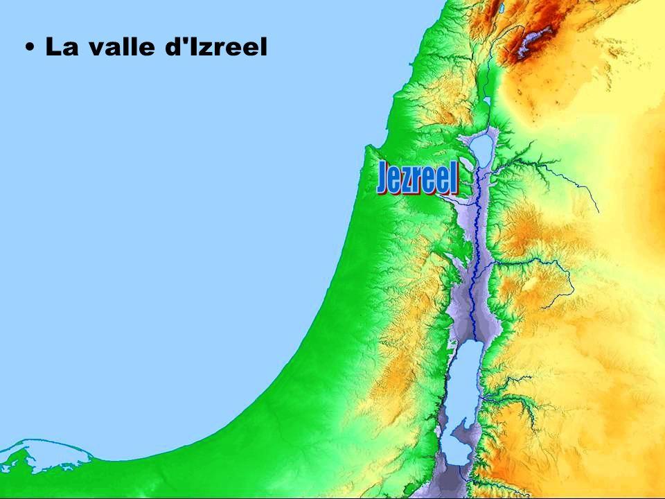 La valle d'Izreel