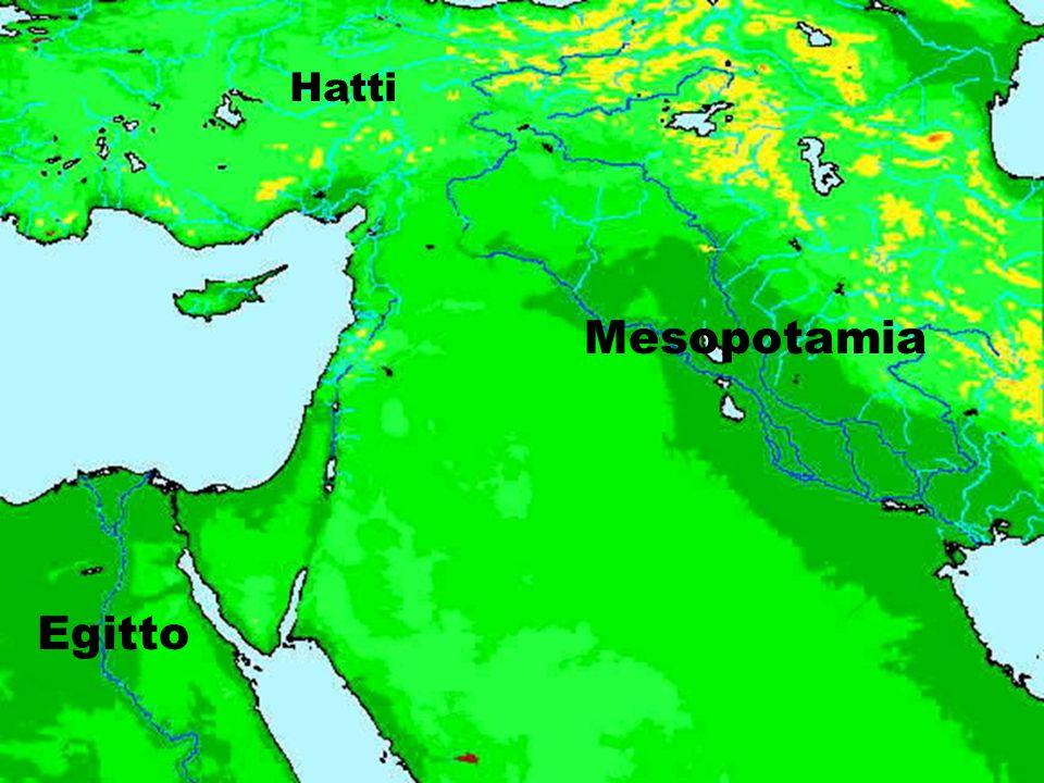 Mesopotamia Egitto Hatti
