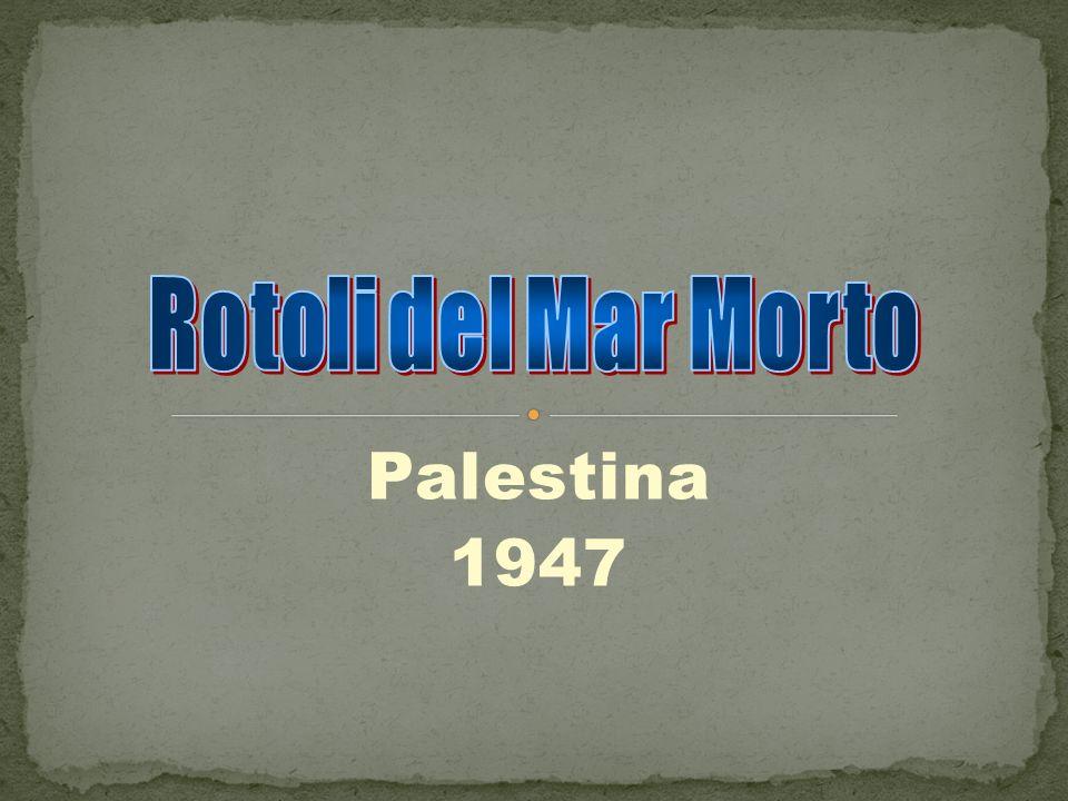 Palestina 1947