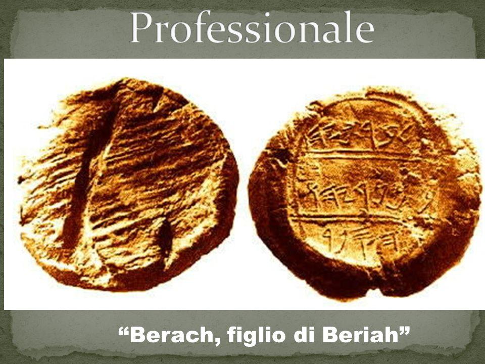 Berach, figlio di Beriah
