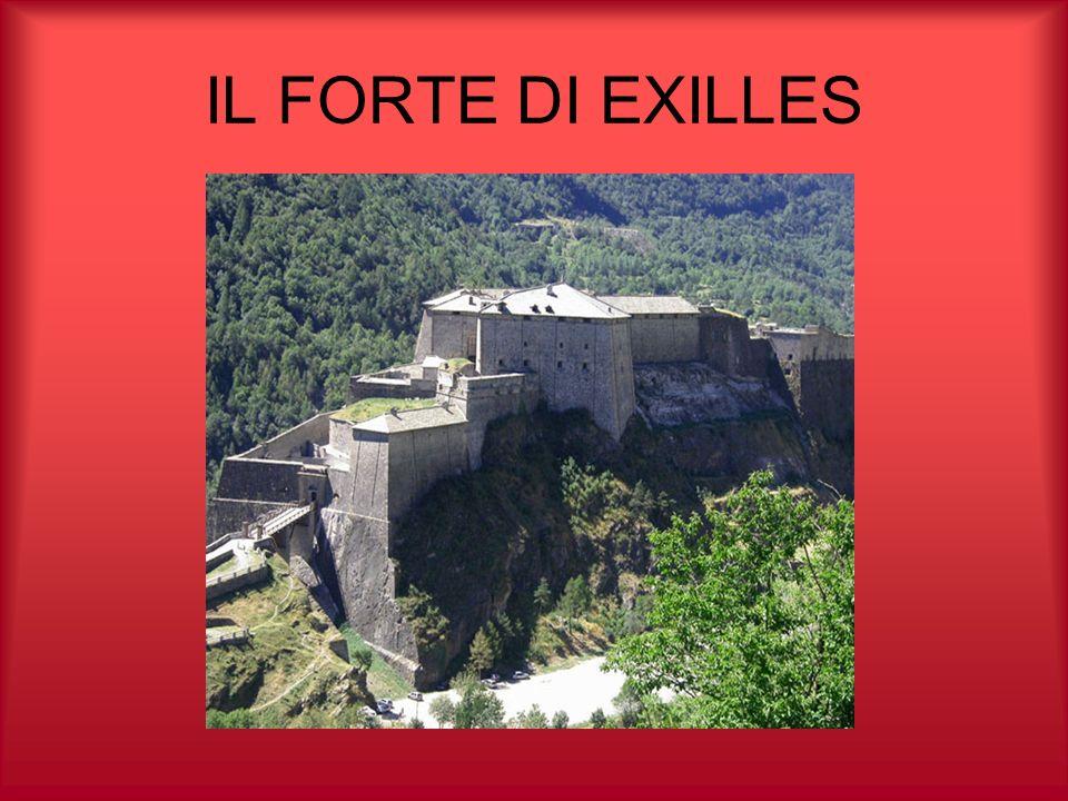 IL FORTE DI EXILLES