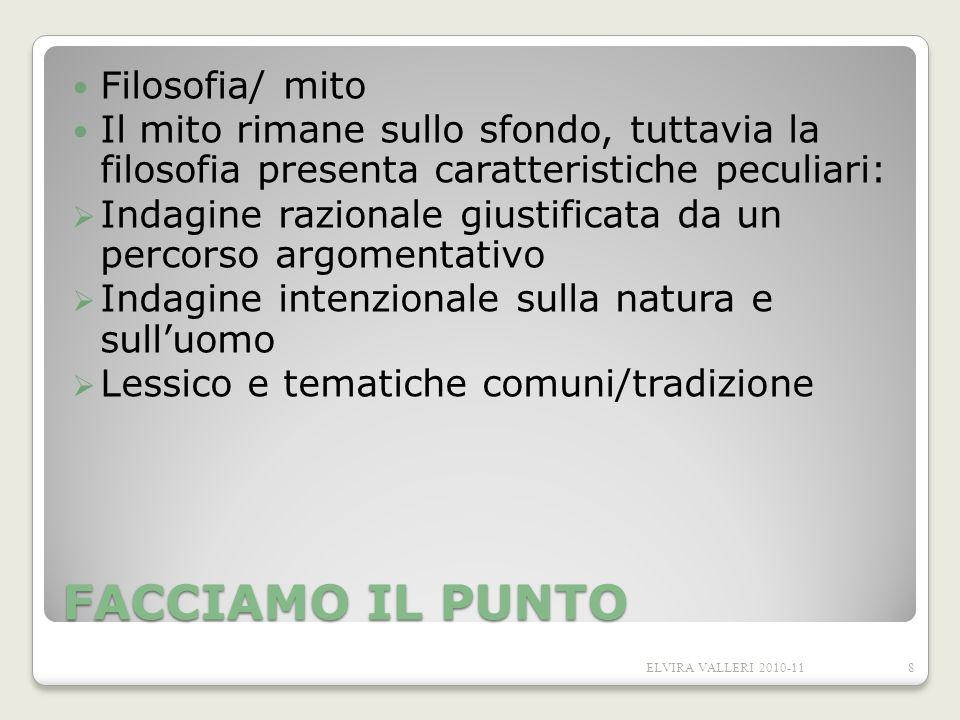 Talete: lacqua come principio TALETE, MATEMATICO, ASTRONOMO, abile uomo daffari (624 a.C-548 a.C) Vv.