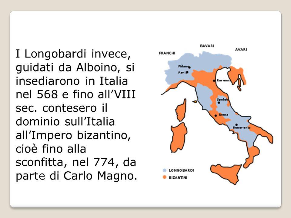 Ciò che favorì laffermazione dei Franchi nella Gallia fu la precoce conversione del loro re, Clodoveo, avvenuta nel 496.