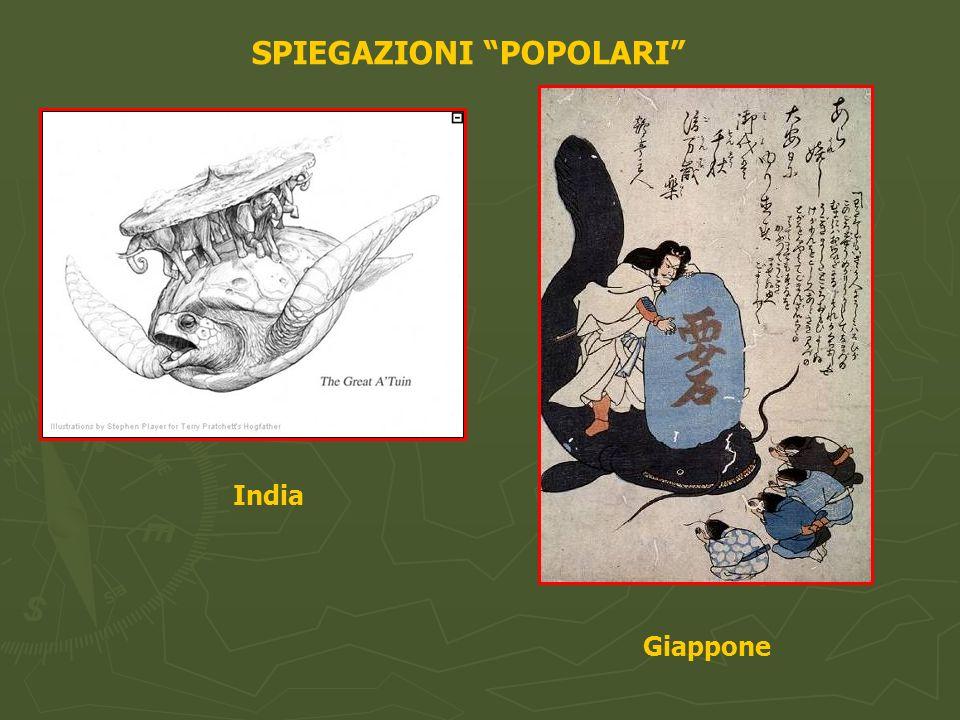 SPIEGAZIONI POPOLARI India Giappone