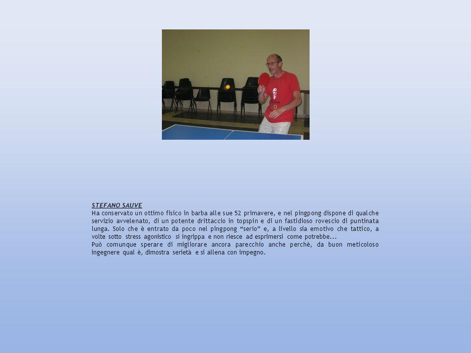 ROBERT VAN OTTERDIJK E dipendente FAO ed è a Roma da un paio d anni dopo aver lavorato in varie nazioni africane.
