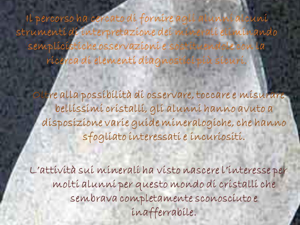 BIBLIOGRAFIA Guido Carobbi, Trattato di mineralogia, 3.