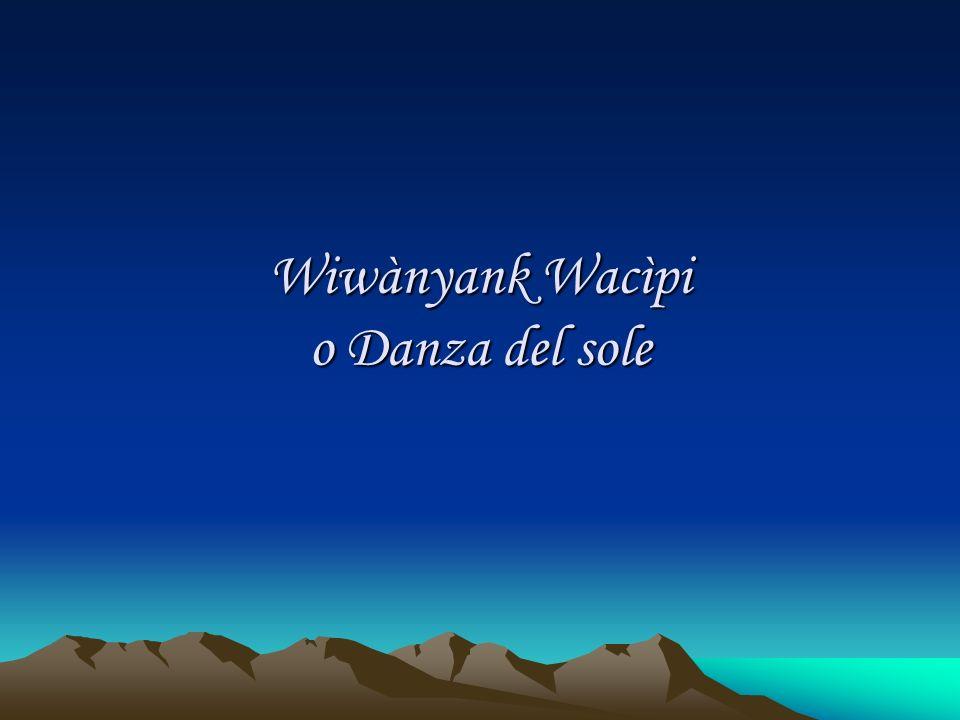 Wiwànyank Wacìpi o Danza del sole
