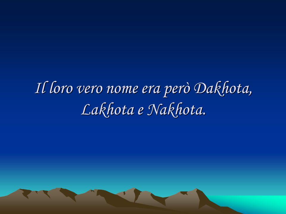 Durante i primi contatti, i Lakhota furono in relazione amichevole con i bianchi, ma quando furono costretti a difendere i loro antichi territori di caccia li combatterono strenuamente.