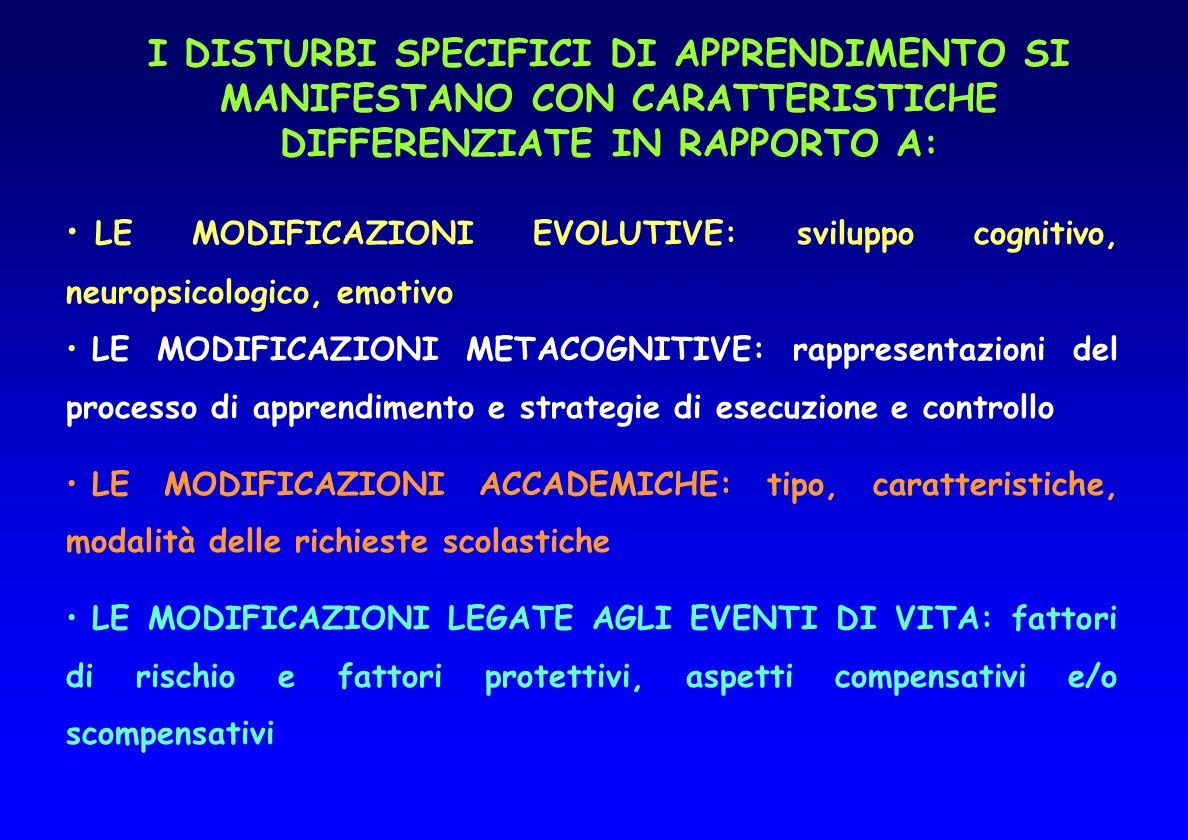II° CICLO ELEMENTARE MANIFESTAZIONI DEL DSA: LETTURA LENTA, POCO COMPRENSIBILE, NON PROSODICA, CON DIFFICOLTA DI ACCESSO ALLA COMPRENSIONE DEL TESTO LETTURA LENTA, POCO COMPRENSIBILE, NON PROSODICA,CON BUON ACCESSO ALLA COMPRENSIONE DEL TESTO (NON COERENZA TRA I LIVELLI DI DECIFRAZIONE E COMPRENSIONE DEL TESTO) DIFFICOLTÀ NELLO SCRIVERE RAPIDAMENTE E NEL DECODIFICARE LA PROPRIA SCRITTURA DIFFICOLTÀ NELLESEGUIRE RAPIDAMENTE E CORRETTAMENTE LETTURA E SCRITTURA