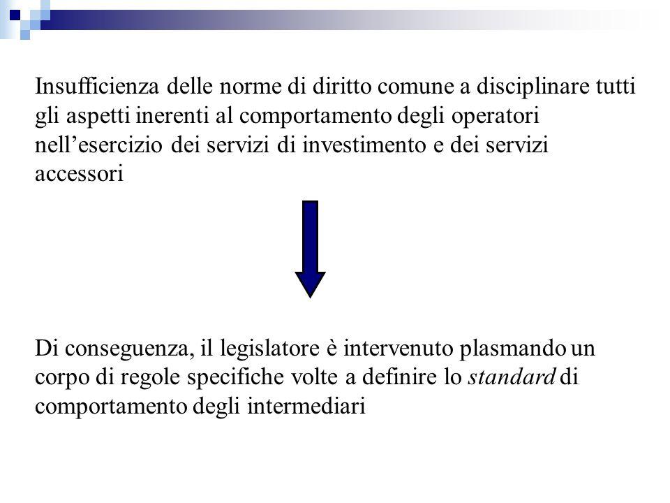 Oltre al dovere di informare(si) come sopra descritto la Commissione, celebrando un principio già noto negli ordinamenti di common law introduce, allart.